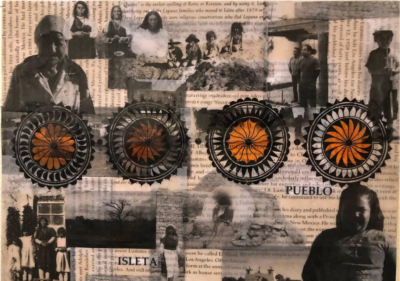 Collage by Rowan Harrison