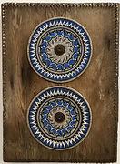 Rowan Harrison- Tribal Blue Plates1.jpeg