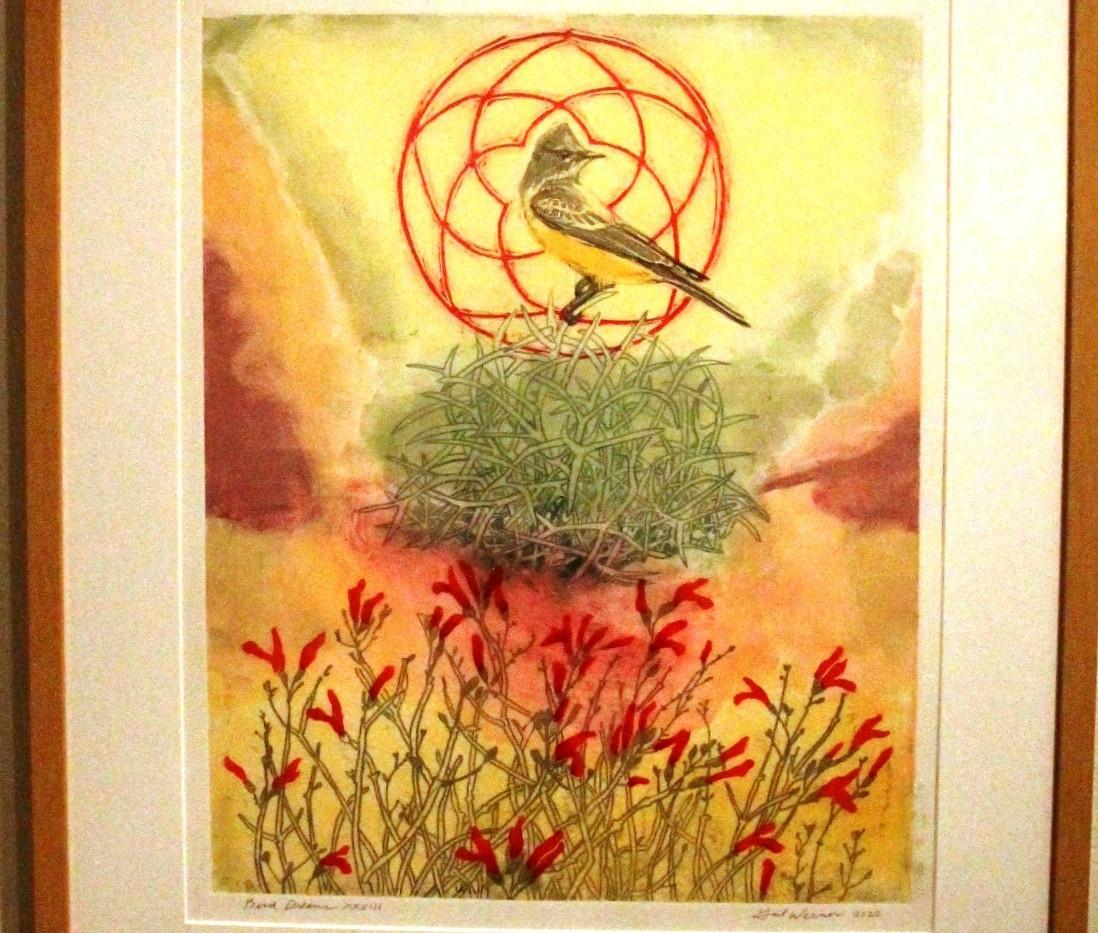 Bird Dreams XXXIII