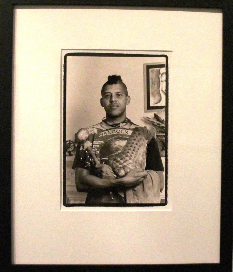 Boe Glasschild, Choctaw/Cherokee, Shamanic Healer Red-Black Connection Series