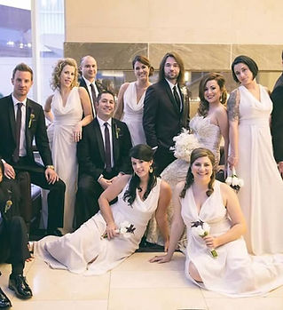 Melinda, Kristian wedding party.JPG