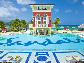 Why book Sandals Resort with 2 Travel Anywhere, llc?
