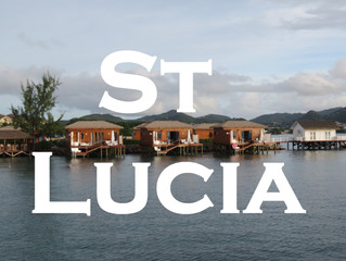 St Lucia Overwater Bungalow