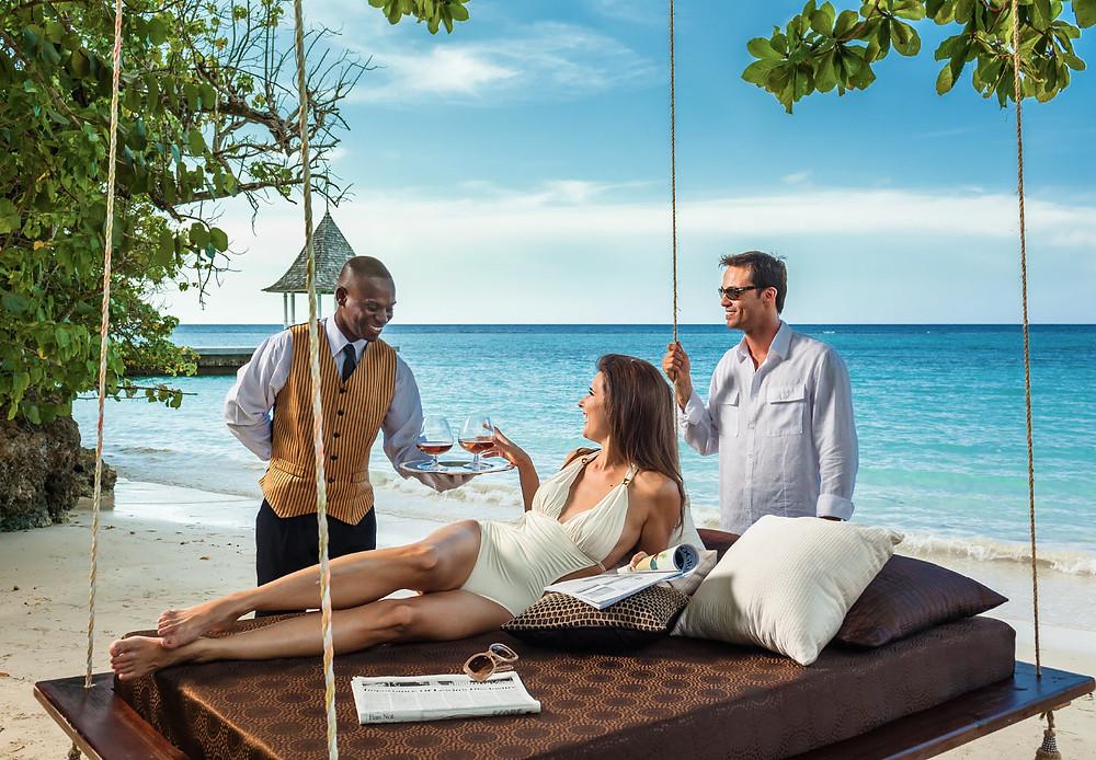 Sandals Resort Butler Service