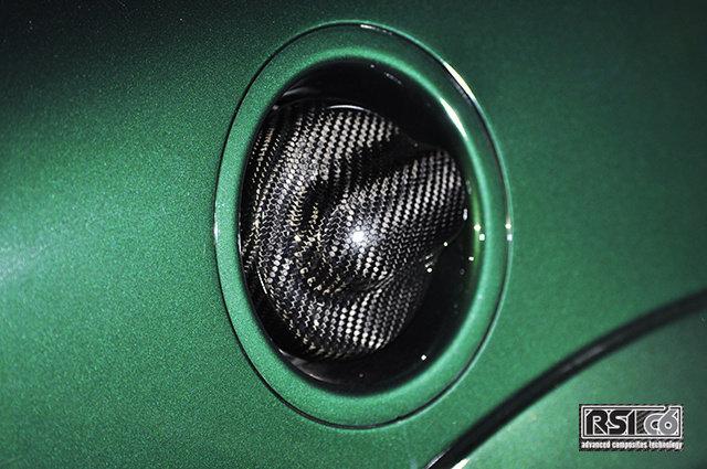 Fuel cap R56