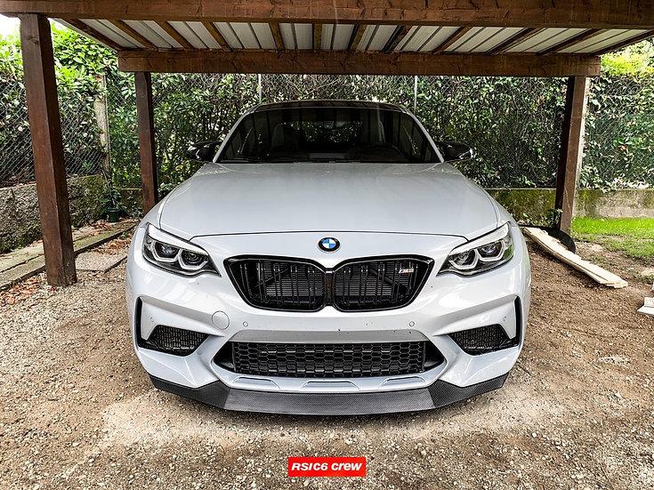 Frontlip BMW M2 F87 carbonfiber version