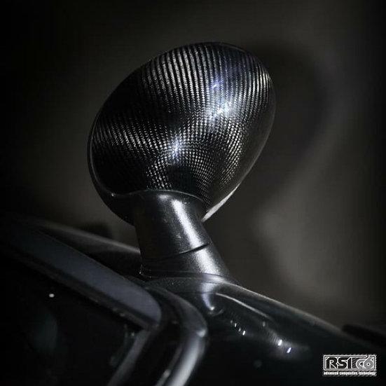 Side mirror caps cover MINI R56 carbonfiber