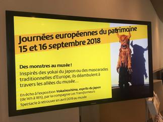 Week-end monstrueux au Musée des Confluences !
