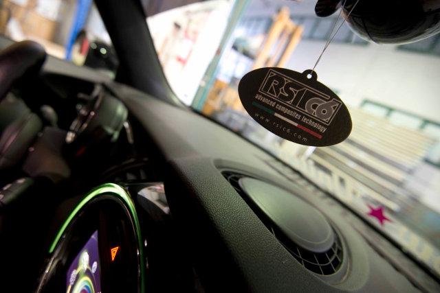 Car Air Freshener RSI c6