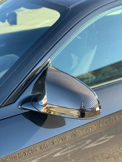Side Mirror caps BMW M2  Comp F87 carbonfiber version