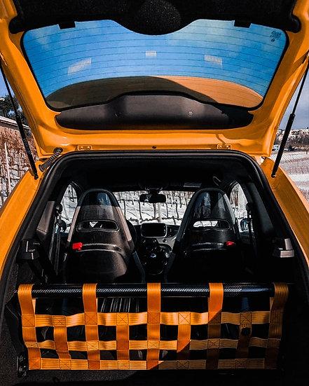Rear Strut Bar Carbon - 500 Abarth