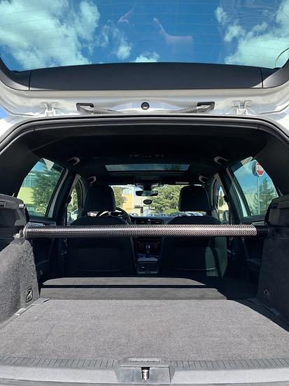 Rear Strut Bar Carbon - VW Golf 7 / 7.5