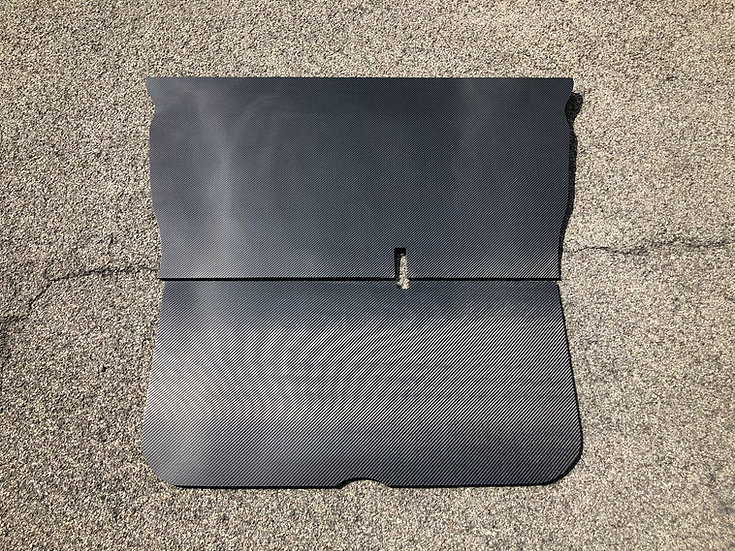 Rear seat delete kit carbonfiber MINI F56