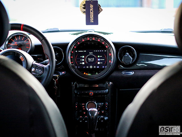 Infotainment pack MINI R56