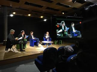 Soirée Conférence / débat avec Guerre, et si ça nous arrivait ? à l'université Lyon III