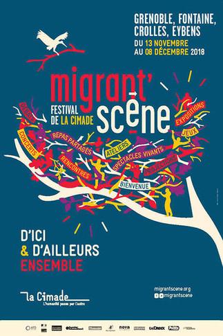 Guerre - Festival Migrant'Scènes/Biennale Traces