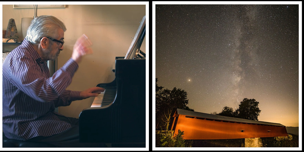 Starry Nights and a Sunlit Afternoon: Cymerman plays Dohnányi with Photos by Fabe