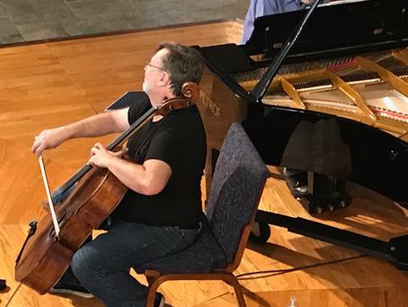 Musical Mosaic: Claude Cymerman & Eric Edberg