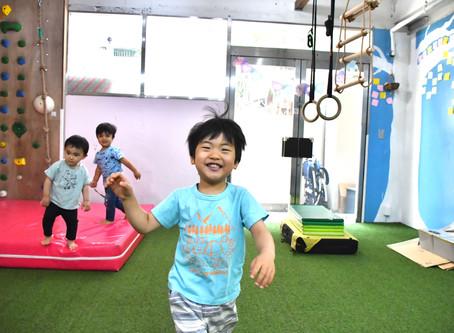 子どもの身体能力を楽しく伸ばすには?