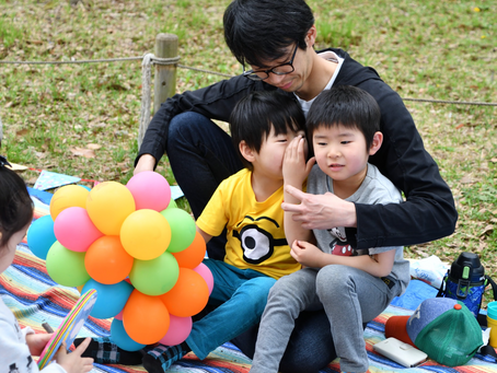 4歳からでも遅くない!0~6歳への関わりが子どもを強く成長させる。