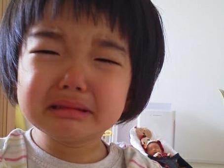 泣くことが赤ちゃんの脳を育てる!??