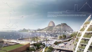 Acesso a Orla de Botafogo