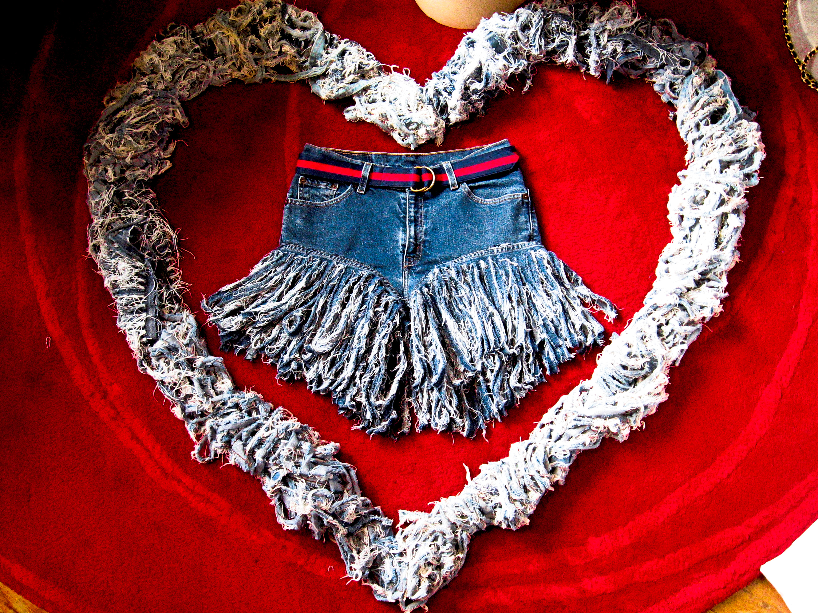 Jorts Heart