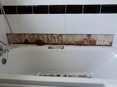 loose tile repair