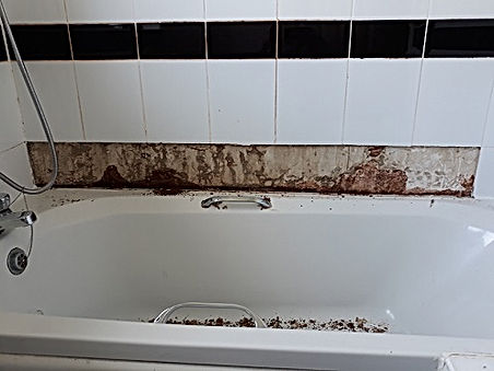 loose tile repair
