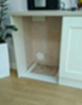 S7 Handyman kitchen unit