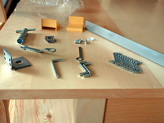 Tips on Furniture Assembly Flat Packs