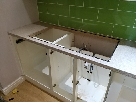 S7 Handyman New sink