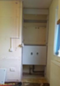 IPS unit installation