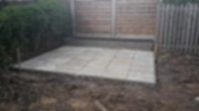 S7 handyman outdoor tiling