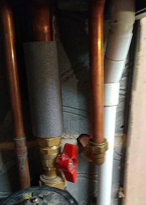 S7 Handyman pipe work