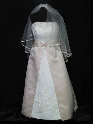 David's Bridal - Size 14W