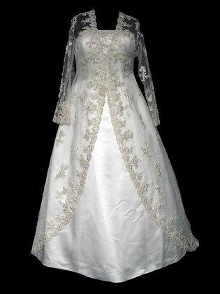 David's Bridal - Size 18W
