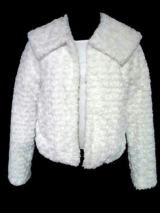 Faux Persian Lamb Jacket