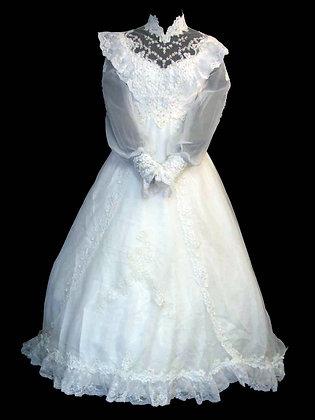 Lace & Sheer Vintage - Size 10
