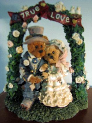 Boyds Bears & Friends Cake Topper