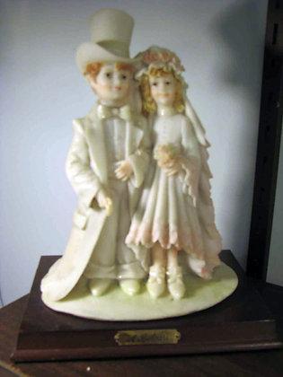 A. Belcari Bride & Groom Cake Topper