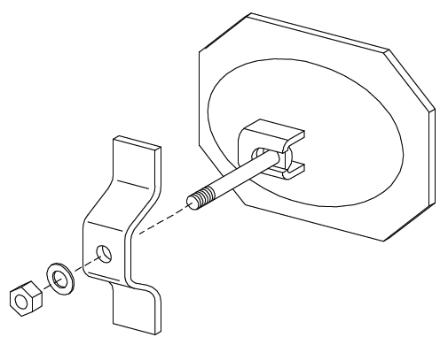 """17. 02377 Inspection door assembly, 6"""" x 8"""""""