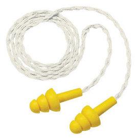 3M™ E-A-R™ Multi-Flange Polymer Corded Earplugs