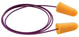 Moldex® Softies® Tapered Foam Corded Earplug