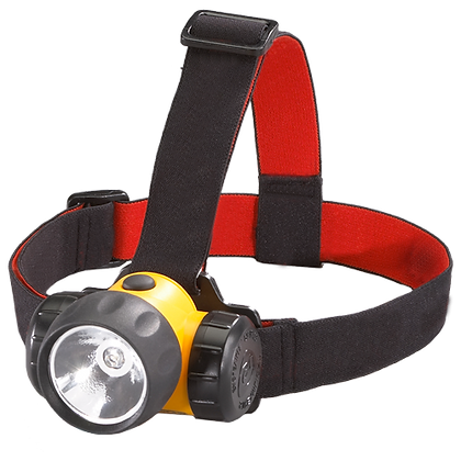 Model 7701 HD – Intrinsically Safe LED Headlamp