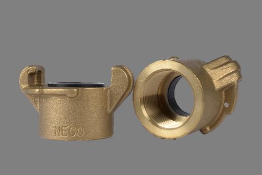 1-1/4″ Standard Brass Quick Holder