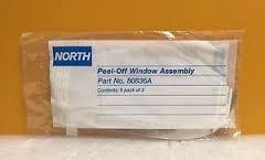 North / Honeywell - Peel -Off