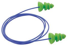 Moldex® Comets® Flanged Urethane Corded Earplug