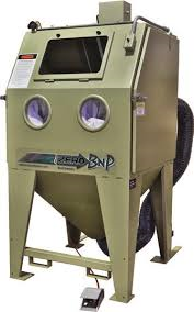 20006 - BNP 65 Suction Blast Cabinet