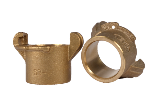 "2"" BRASS FLANGED NOZZLE HOLDER"